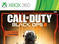 Game CALL OF DUTY BLACK OPS III XBOX 360-IMARS