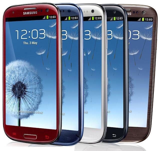 Harga Hp Samsung Baru dan Bekas April 2013