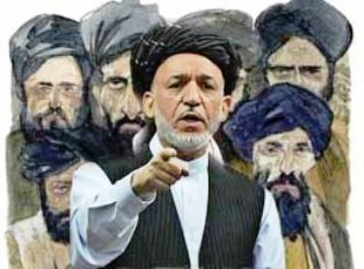 به دستور حامدکرزی، مصارف یکساله جبهه جنگ طالبان در ارزگان تامین شد
