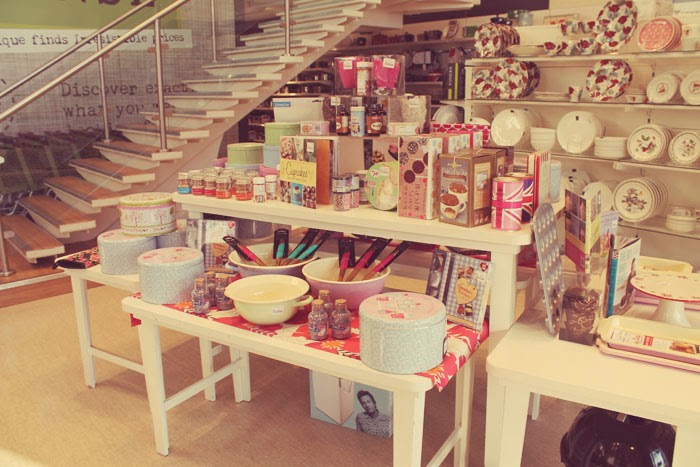home sense baking section