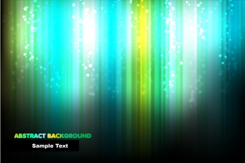 Create a Shiny Abstract Background