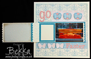 Interactive Scrapbook Page