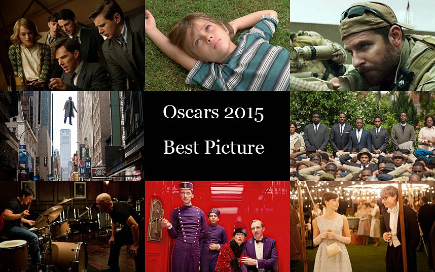 All 133 Oscars Nominations for 2015