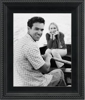 8 x 10 Collage Frames Malden Black Bead Fashion Design