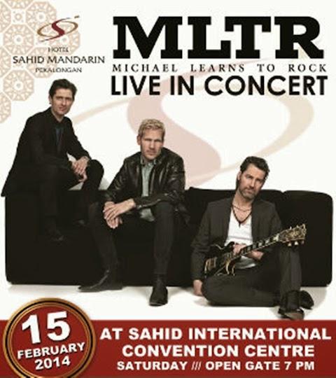 MLTR Gelar Konser di Pekalongan