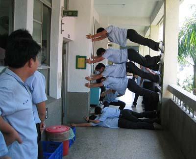 pengalaman kena denda di sekolah yang hampeh