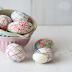Πώς να διακοσμήσετε τα αυγά του Πάσχα με χαρτοπετσέτες