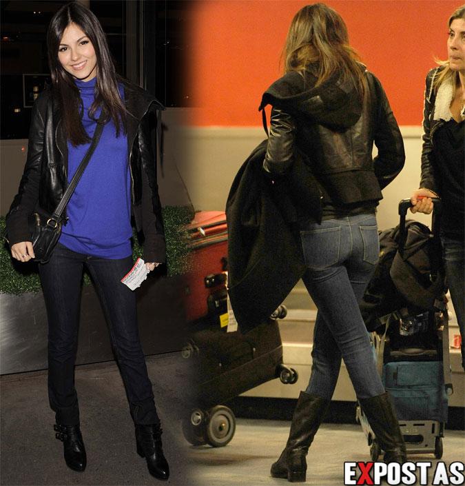 Victoria Justice em New York - 21 e 22 de Outubro de 2012