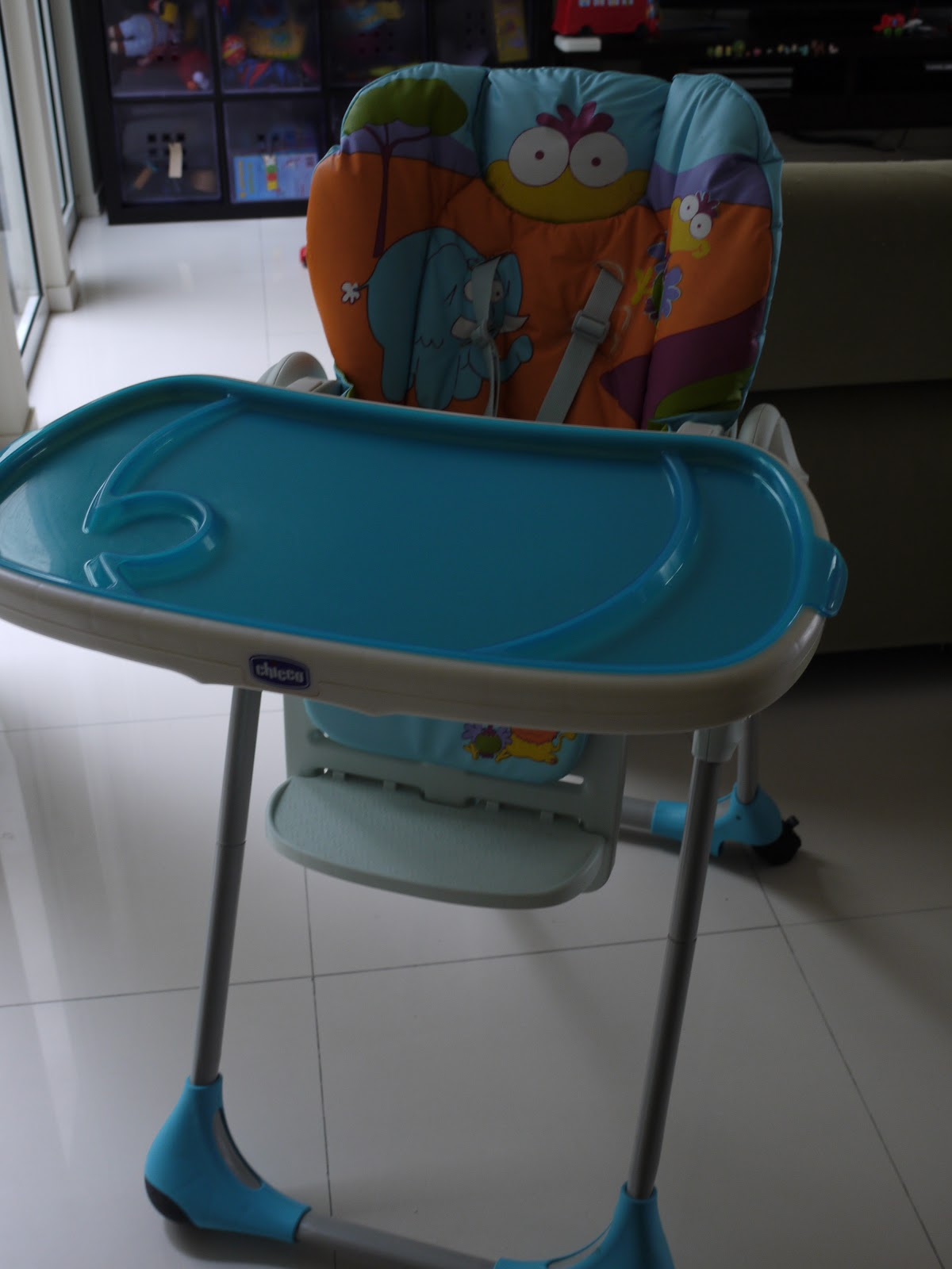 Used Item For Sale Used Chicco Polly 2 in 1 High Chair Sold