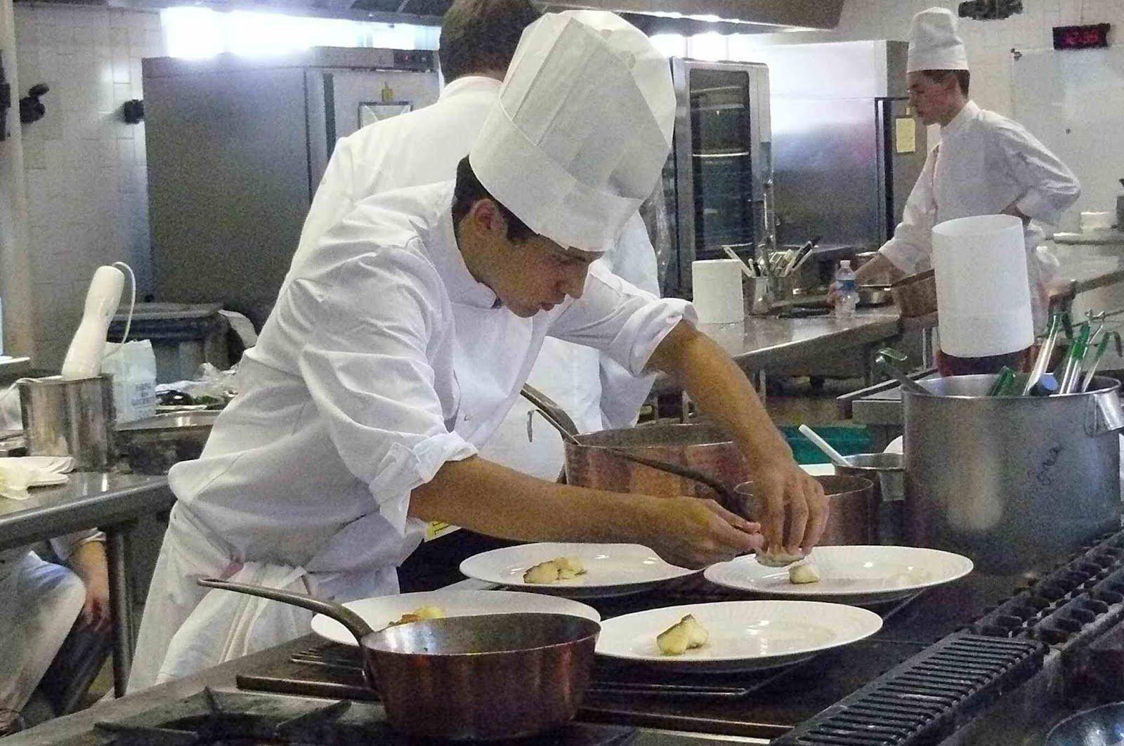 Bient t du panga dans les restaurants relais et ch teaux for Formateur en cuisine