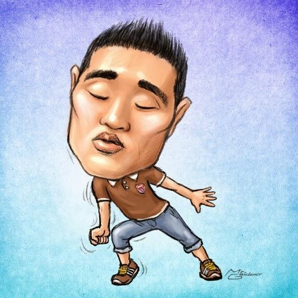 Gary Running Man Leessang
