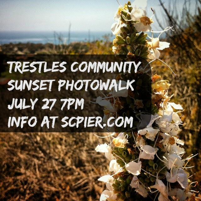 Trestles Community Sunset PhotoWalk