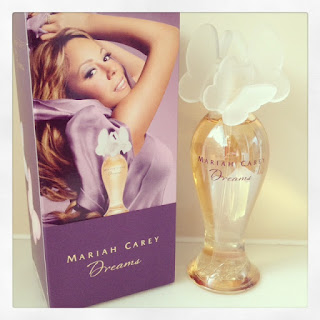 Lauren day makeup fragrance review mariah carey dreams for Mariah carey perfume