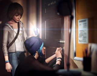 GIOCO LIFE IS STRANGE: ORDINE DEL CAOS PER PC PS4 XBOX - VIDEO TRAILER E RECENSIONE