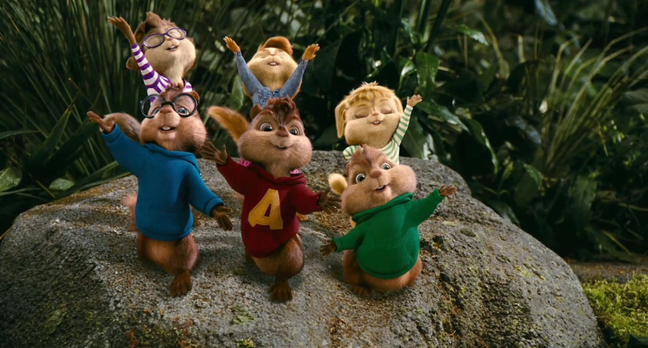 Alvin And The Chipmunks Theodore And Eleanor Wallpaper Alvin And The Chipmunks 3
