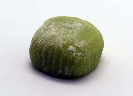 Mochi au thé vert de Royal Family