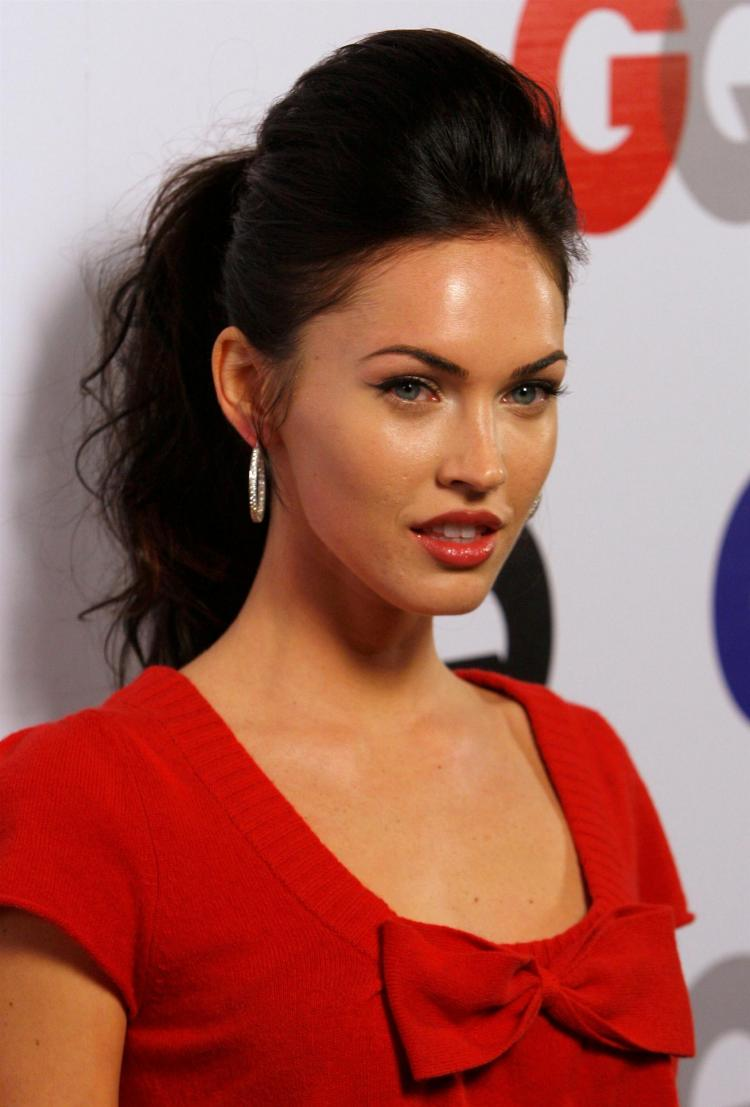 Remarkable, rather Megan fox hair