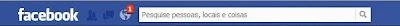 """Se a opção """"Obter notificações"""" for marcada, aparecerá uma indicação no """"globo terrestre"""" cada vez que ocorrer uma postagem na Fan Page"""