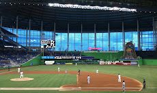 Marlins Park- Miami Florida (2012)