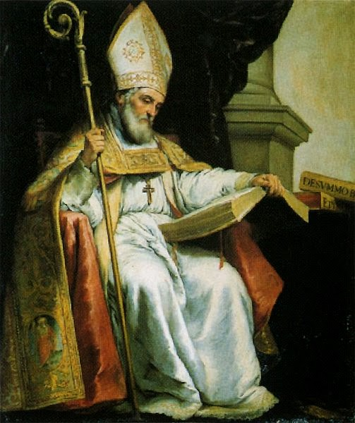 Isidore of Seville, Patron Saint of the Interwebs and Cat GIFs, Pray for Us