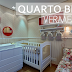 Quarto de bebê menina decorado de vermelho e branco – lindo! Confira dicas e todos os detalhes!