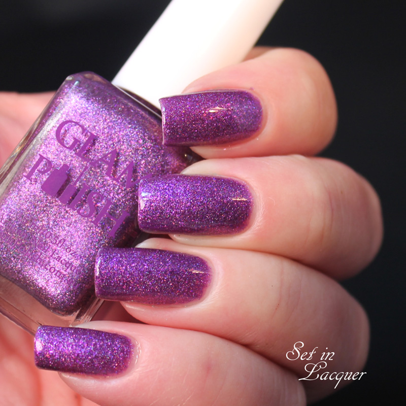 Glam Polish - I'm Through With Love