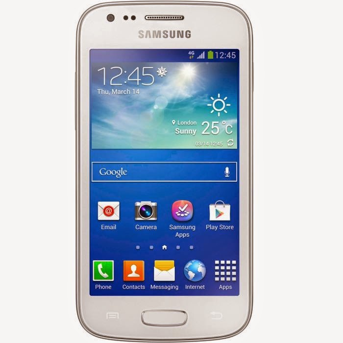 Samsung Galaxy Ace 3 Blanc Comparer Smartphone