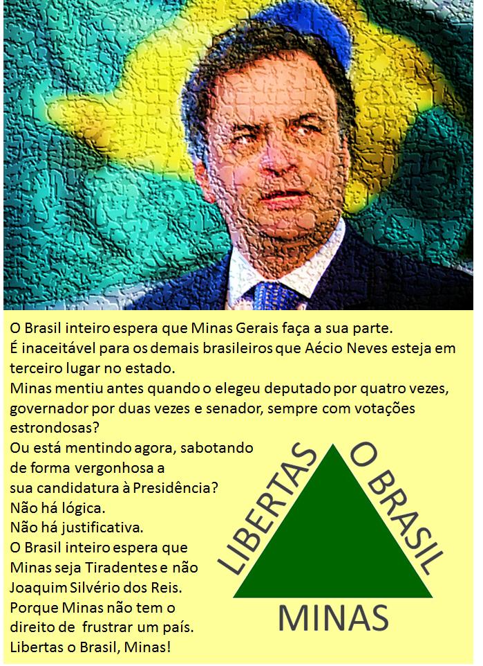 LIBERTAS O BRASIL MINAS