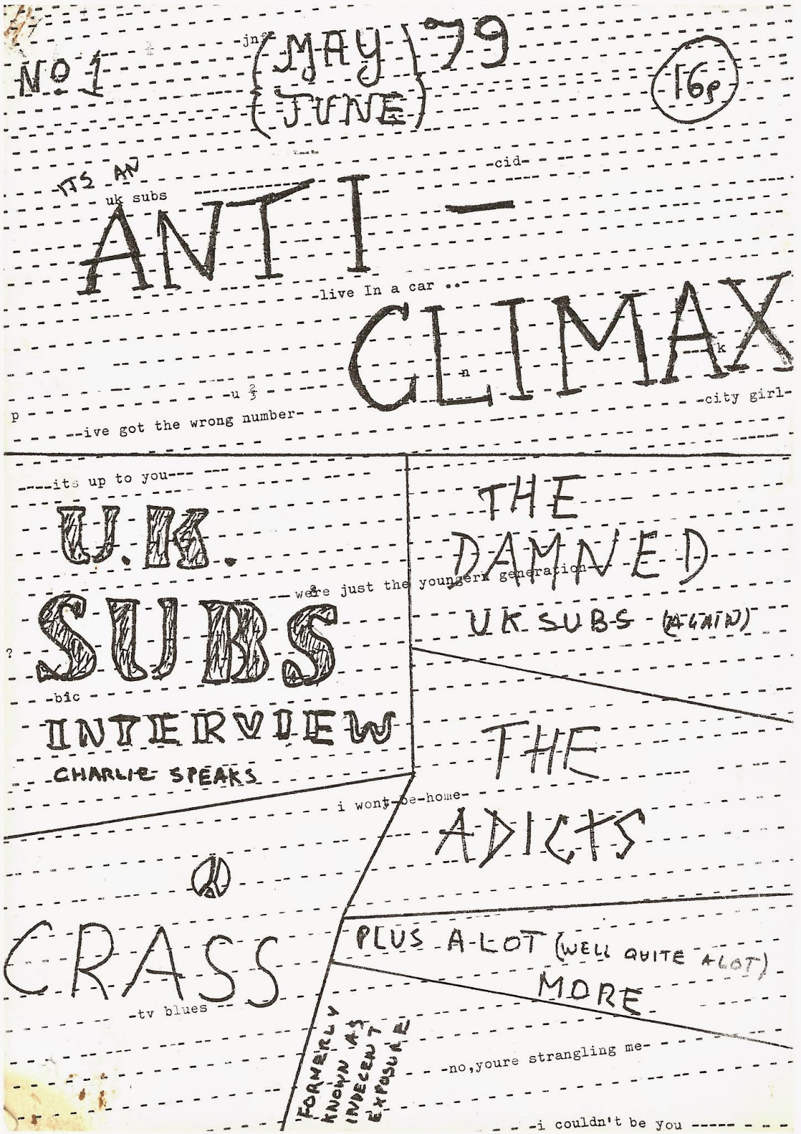 climax and anticlimax
