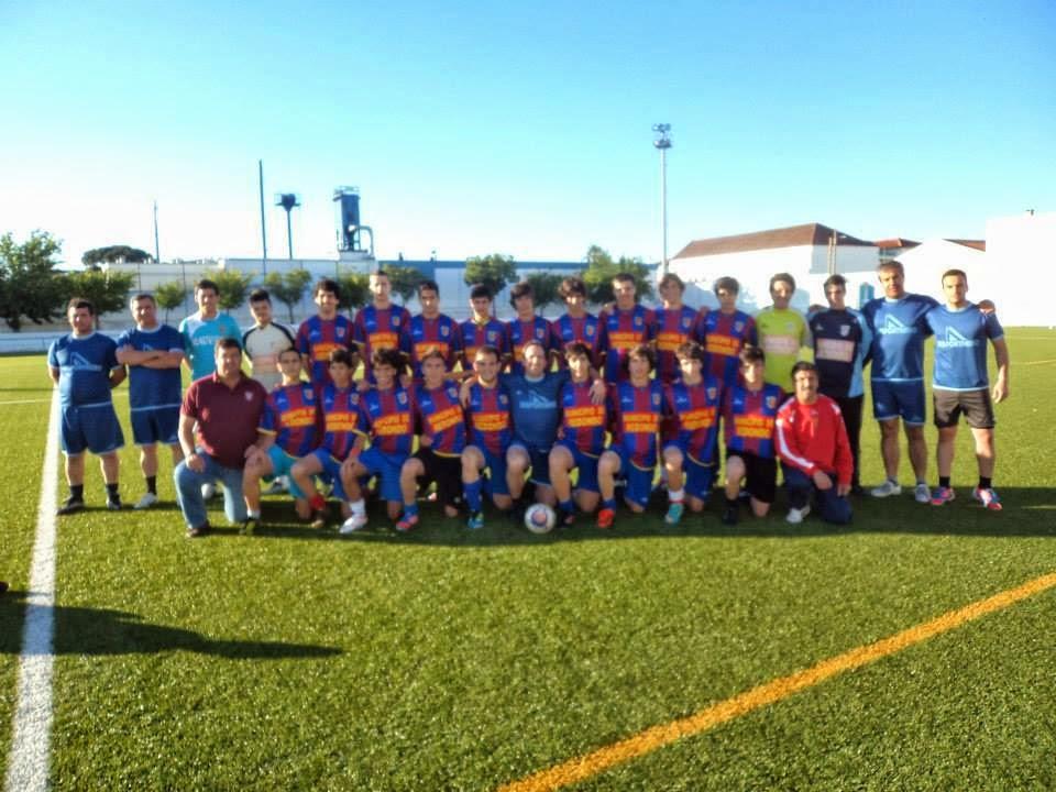 Juniores 2012/13