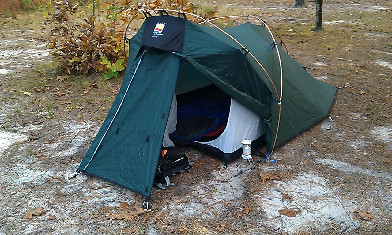 My Terra Nova Wild Country Duolite Tent & My Terra Nova Wild Country Duolite Tent |Camp Primitive - Out ...