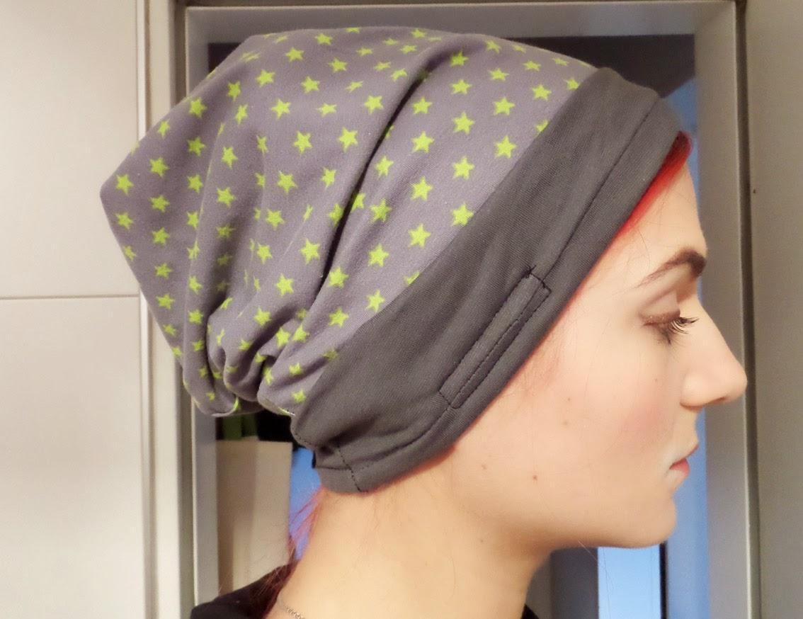 [Nähen] Schnelle Mütze für kalte Ohren!