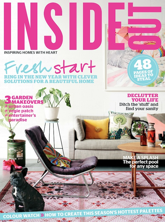 Inside Out Magazine New Issue Fun Announcement