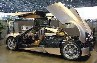 Mobil termahal di dunia | Pagani Huayra
