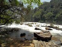 athirapally waterfall India
