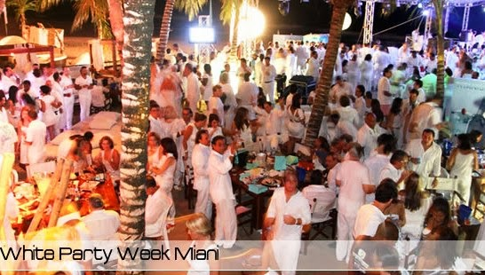 Miami White Party Gay