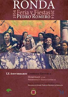 Ronda - Feria de Pedro Romero 2014