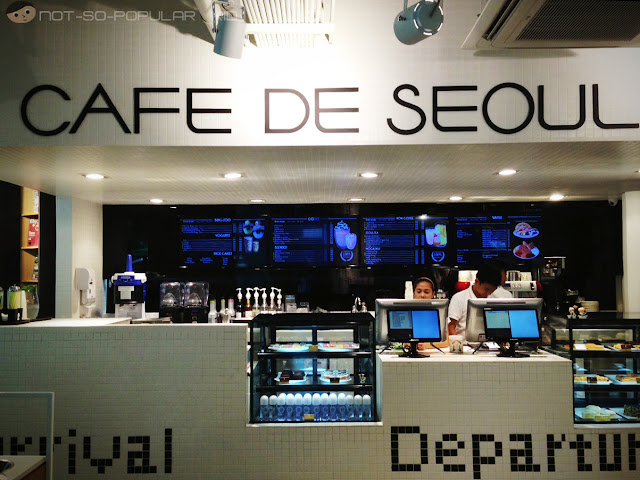 Cafe de Seoul in One Archer's Place