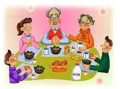 Makan Bersama memang jarang dilakukan oleh keluarga apalagi keluarga ...