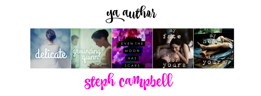 Author Steph Campbell