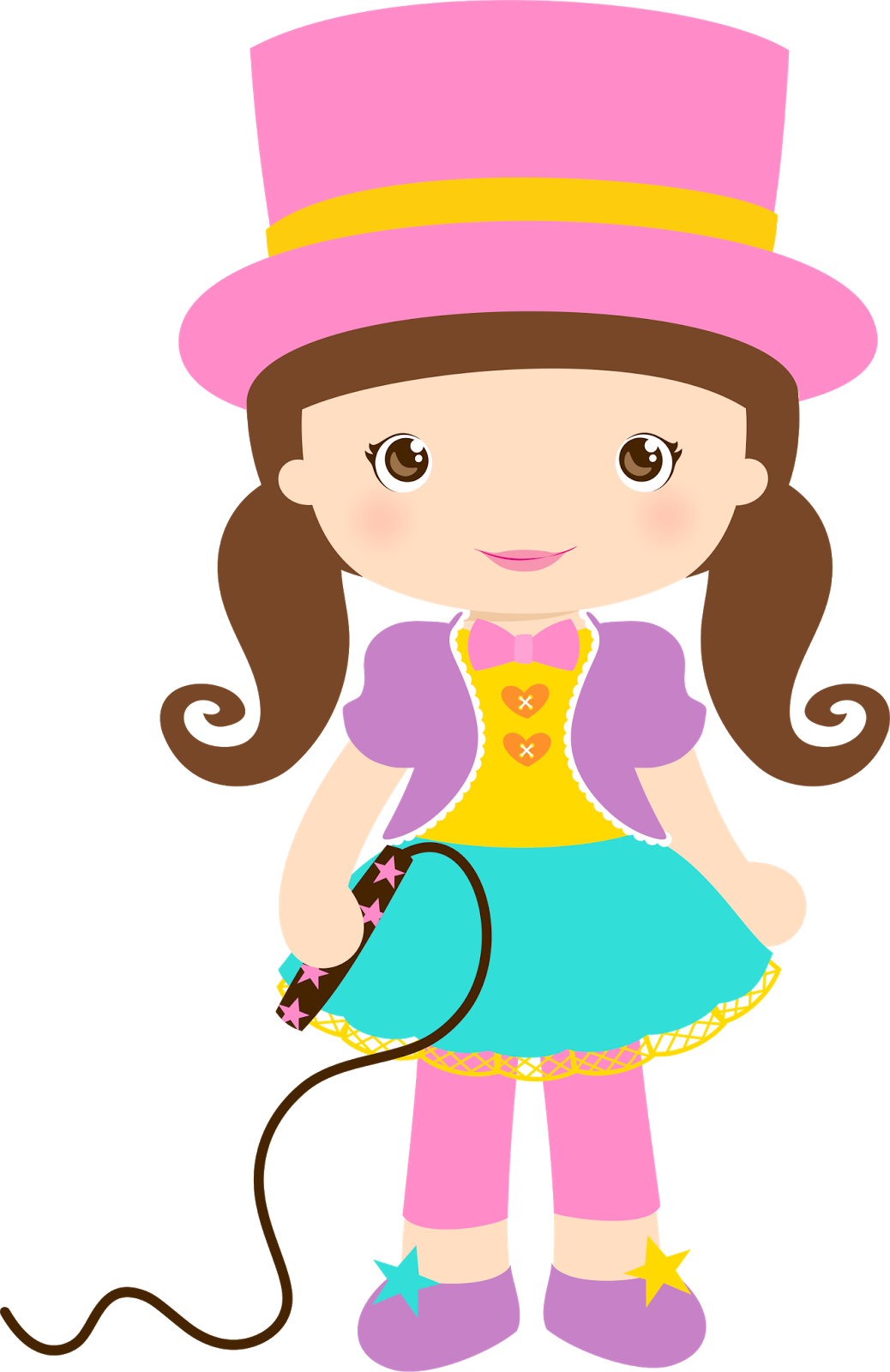 Girl circus clipart oh my fiesta in english - Clipart carnaval ...