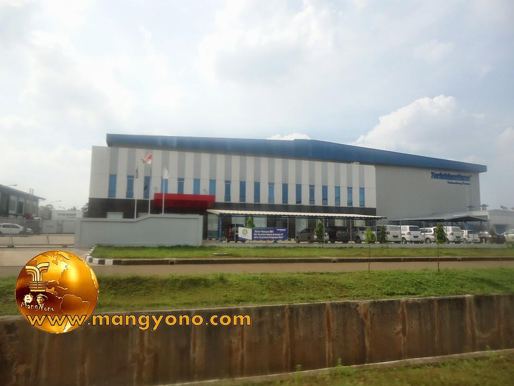 FOTO : PT. Torishima, Jl. Selayar II