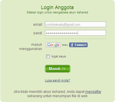login link bawah 4shared