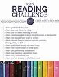 2016 READING CHALLENGE.