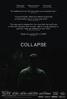Watch Collapse 2009 BRRip Hollywood Movie Online | Collapse 2009 Hollywood Movie Poster