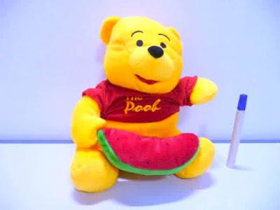 Gambar Boneka Winnie the Pooh Lucu