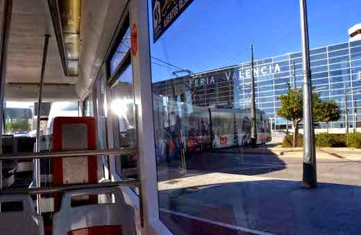 Metrovalencia ofrece de viernes a domingo servicios especiales hasta Feria Valencia