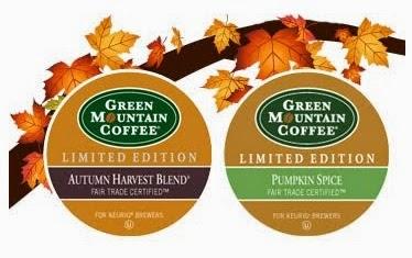 green mountain fall k-cups