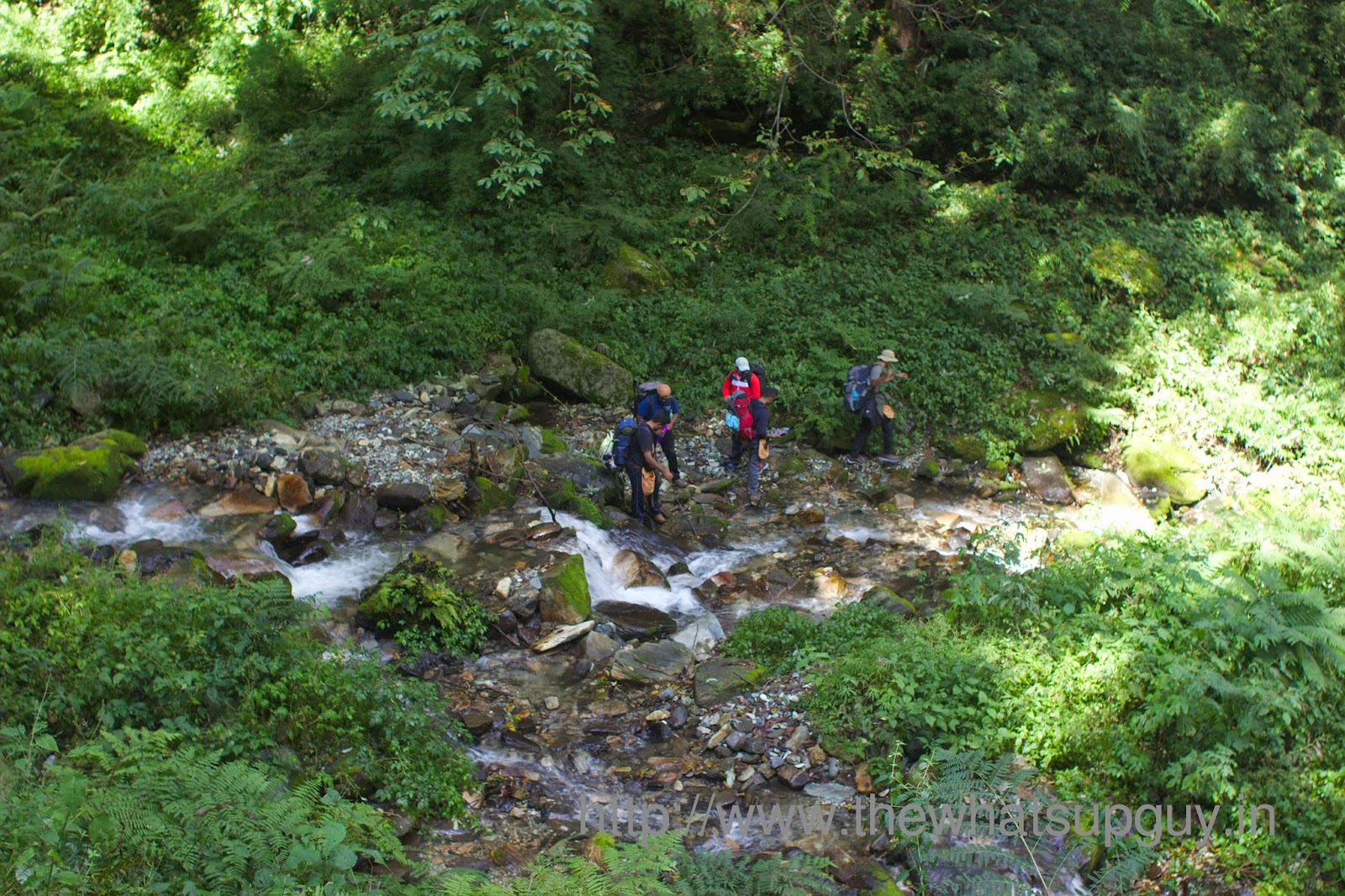 Fill-Water-Roopkund-Trek-With-India-Hikes-Day-1