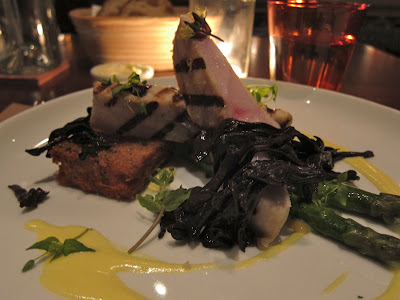 Grilled Sturgeon at RN74